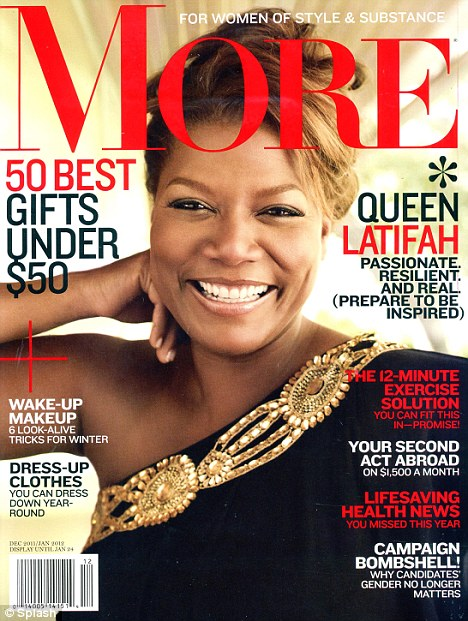 MORE COVER-THE MAGAZINE FOR WOMEN OF STYLE & SUBSTANCE