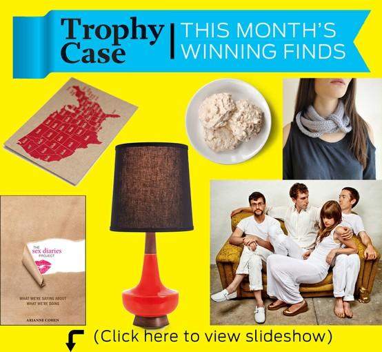 trophy case pic