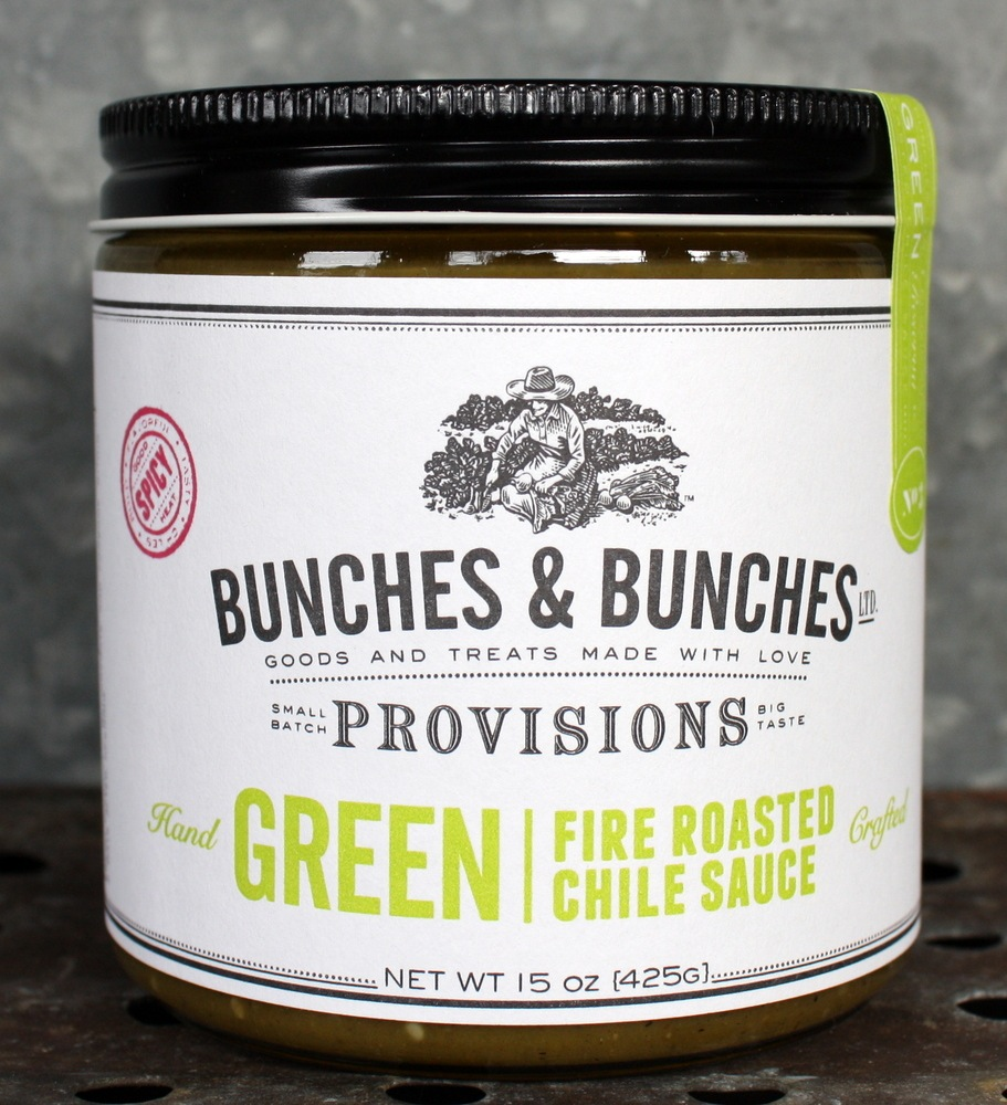 Green Fire Roasted Chile Sauce